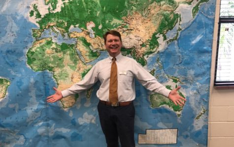 Teacher Trivia: Mr. Whelan