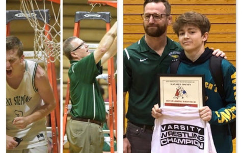 Varsity Boys Basketball and Wrestling receive accolades