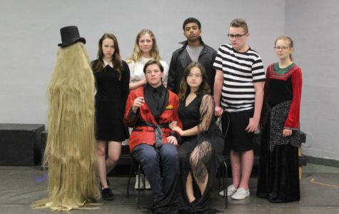 Addams Family Musical to show March 20th