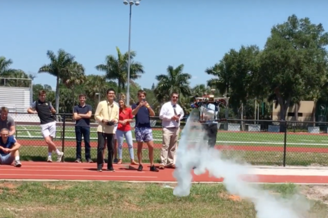 Video: Fire Extinguisher Drone