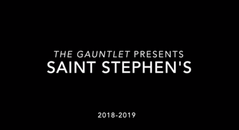 Video: The Gauntlet's end-of-the-year Publications Chapel