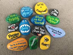 Kindness rocks return; kindness ensues