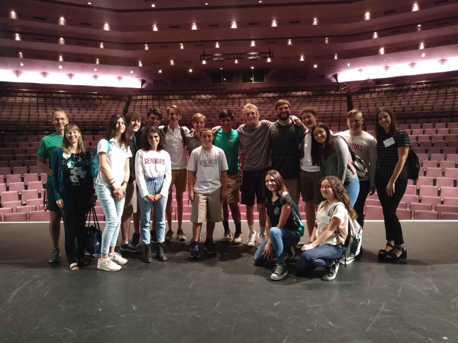 Mrs.+Elisha%27s+theatre+class+leads+a+visit+to+the+Asolo