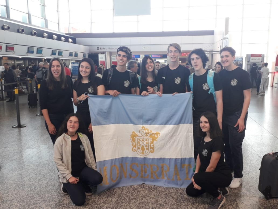 Argentinian sister school visit comes to an end