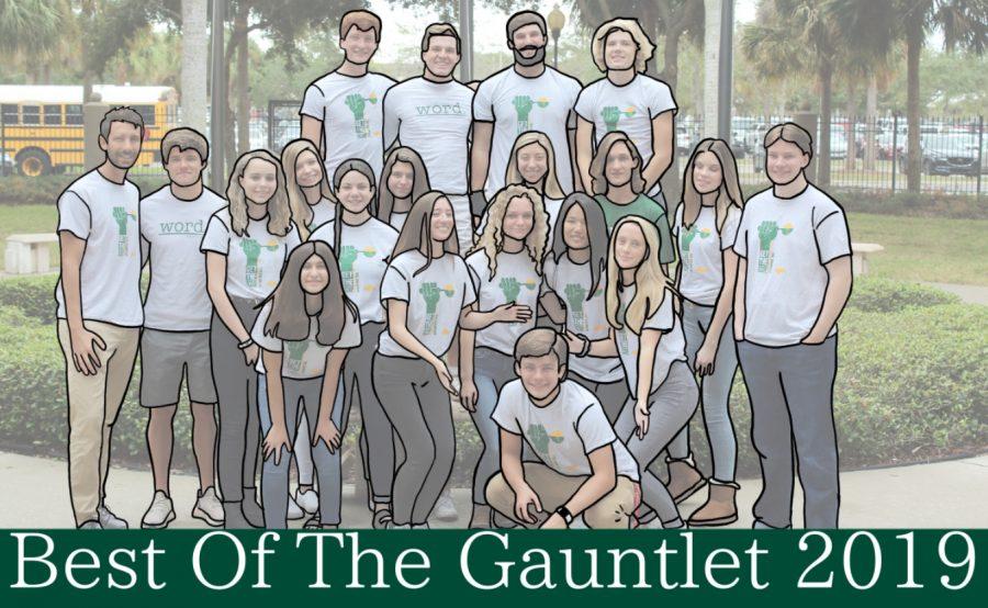 The best of The Gauntlet in 2019