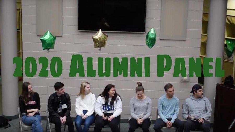 2020 Alumni Panel