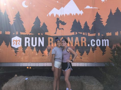 Falcon team finishes 6th in 130-mile Ragnar race