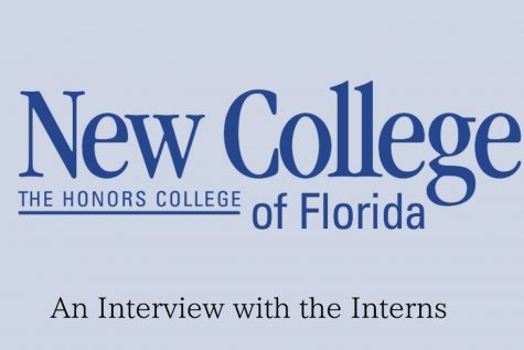 Interview with a New Colleger