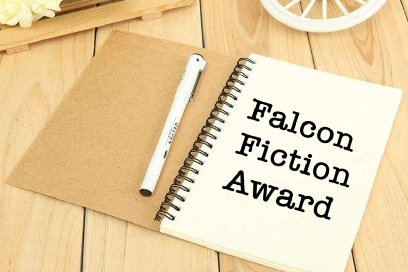 The Falcon Fiction Award competition is a way for creative writers to be themselves.