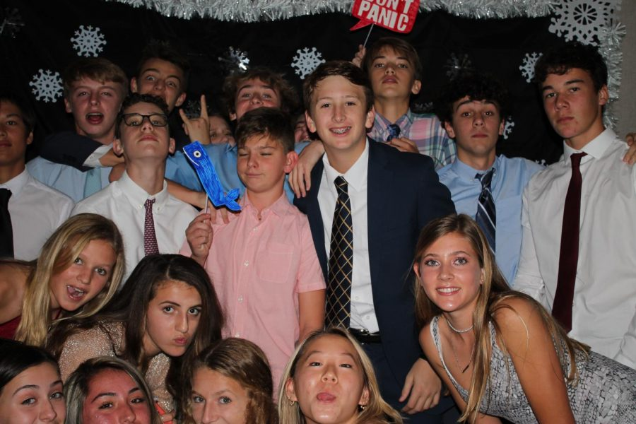 Middle School Dance photo gallery