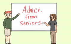 Advice from seniors