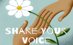 Share Your Voice is all about stories of kindness in our community and the world