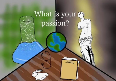 Creating a new class can be a way students can find their passions.