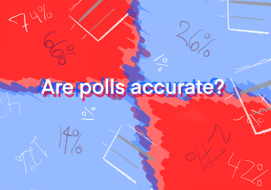 Election polls are more than just numbers and percentages.