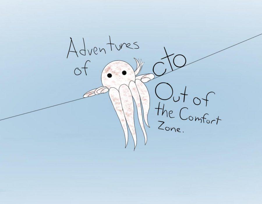 Adventures of Octo: A Gauntlet comic