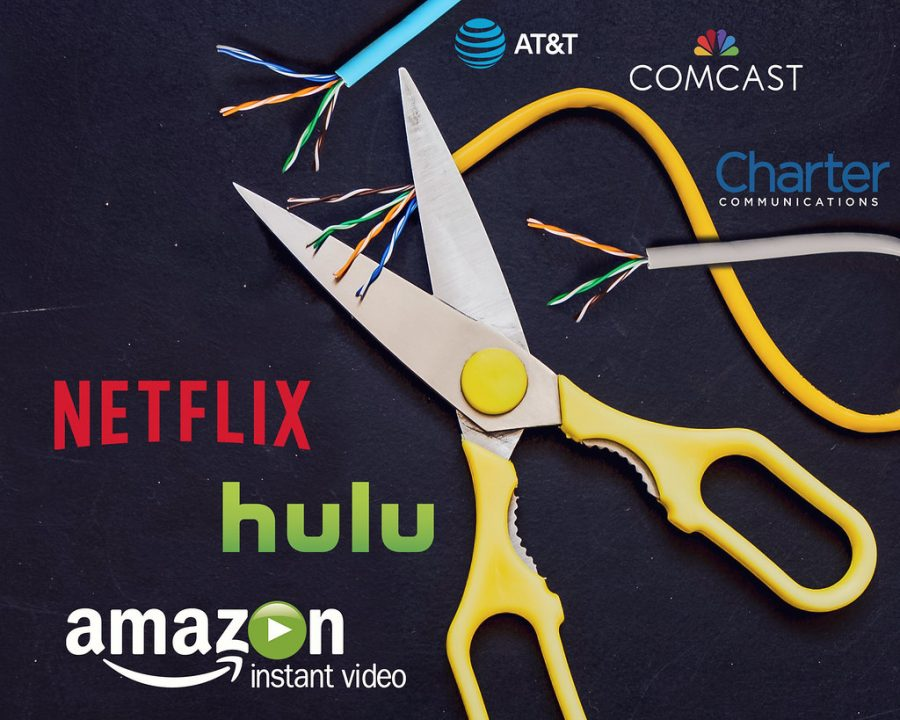 The rise of popular streaming platforms are causing millions to cancel their cable.