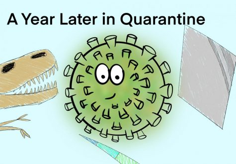 Life in quarantine was hard, but there
